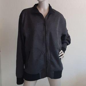 Men's Gray Mock Neck Jacket Goodfellow & Co™ BNWT